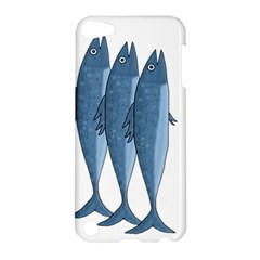 Mackerel Apple Ipod Touch 5 Hardshell Case by Valentinaart