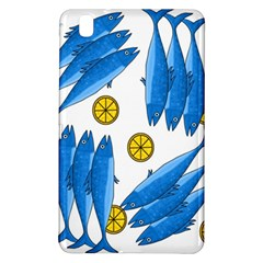 Mackerel Meal 2 Samsung Galaxy Tab Pro 8 4 Hardshell Case