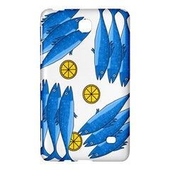 Mackerel Meal 2 Samsung Galaxy Tab 4 (8 ) Hardshell Case  by Valentinaart