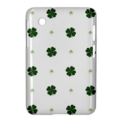 Green Leaf Samsung Galaxy Tab 2 (7 ) P3100 Hardshell Case  by AnjaniArt