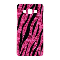 Skin3 Black Marble & Pink Marble (r) Samsung Galaxy A5 Hardshell Case  by trendistuff