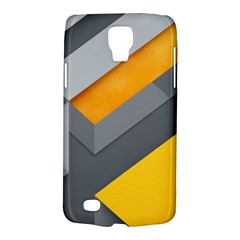 Marshmallow Yellow Galaxy S4 Active by AnjaniArt