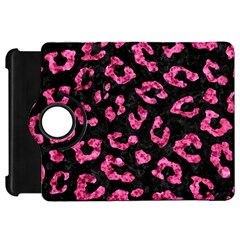 Skin5 Black Marble & Pink Marble (r) Kindle Fire Hd Flip 360 Case by trendistuff