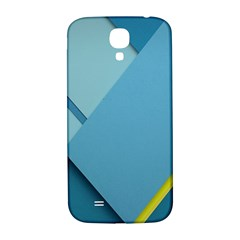 New Bok Blue Samsung Galaxy S4 I9500/i9505  Hardshell Back Case by AnjaniArt