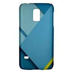 New Bok Blue Galaxy S5 Mini by AnjaniArt