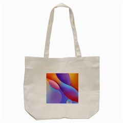 Color Orange Copy Tote Bag (cream) by AnjaniArt