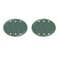 Repeat Cufflinks (oval) by AnjaniArt