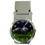 TEE IT UP GOLF WORLD MONEYCLIP WATCH