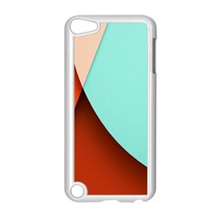 Thumb Lollipop Wallpaper Apple Ipod Touch 5 Case (white) by AnjaniArt