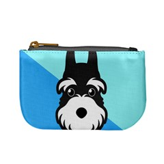 Face Dog Mini Coin Purses