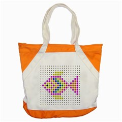 Fish Cute Accent Tote Bag
