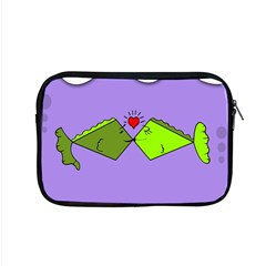 Kissing Fish Apple Macbook Pro 15  Zipper Case