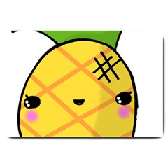 Kawaii Pineapple Large Doormat