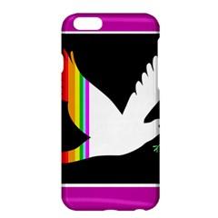 Bird Apple Iphone 6 Plus/6s Plus Hardshell Case by Valentinaart