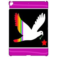 Bird Apple Ipad Pro 12 9   Hardshell Case by Valentinaart