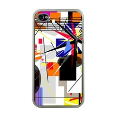 Champion Apple Iphone 4 Case (clear) by Valentinaart