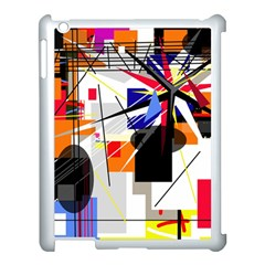 Champion Apple Ipad 3/4 Case (white) by Valentinaart
