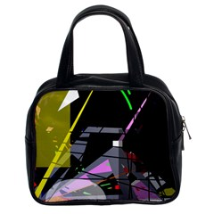 War Classic Handbags (2 Sides) by Valentinaart