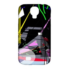 War Samsung Galaxy S4 Classic Hardshell Case (pc+silicone) by Valentinaart