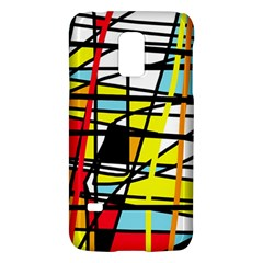 Casual Abstraction Galaxy S5 Mini by Valentinaart