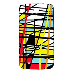 Casual Abstraction Samsung Galaxy Mega I9200 Hardshell Back Case by Valentinaart
