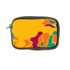 Colorful Creativity Coin Purse by Valentinaart