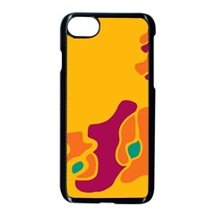 Colorful Creativity Apple Iphone 7 Seamless Case (black) by Valentinaart