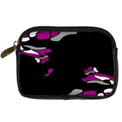 Magenta Creativity  Digital Camera Cases by Valentinaart