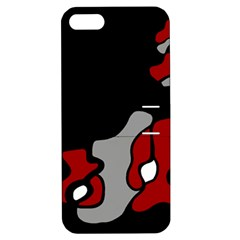 Red Creativity 2 Apple Iphone 5 Hardshell Case With Stand by Valentinaart