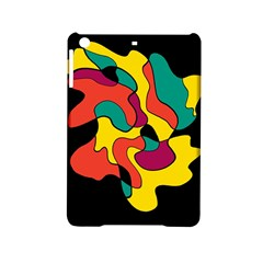 Colorful Spot Ipad Mini 2 Hardshell Cases by Valentinaart