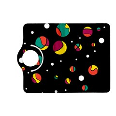 Colorful Dots Kindle Fire Hd (2013) Flip 360 Case by Valentinaart