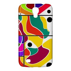 Colorful Windows  Samsung Galaxy Mega 6 3  I9200 Hardshell Case by Valentinaart