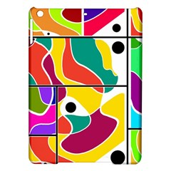 Colorful Windows  Ipad Air Hardshell Cases by Valentinaart