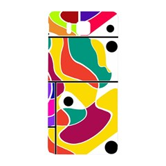 Colorful Windows  Samsung Galaxy Alpha Hardshell Back Case by Valentinaart