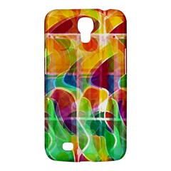 Abstract Sunrise Samsung Galaxy Mega 6 3  I9200 Hardshell Case by Valentinaart