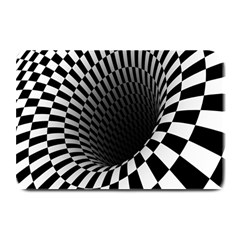 Optical Illusions Plate Mats by AnjaniArt