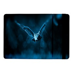 Night Owl Wide Samsung Galaxy Tab Pro 10 1  Flip Case by AnjaniArt