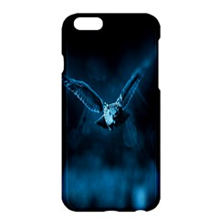 Night Owl Wide Apple Iphone 6 Plus/6s Plus Hardshell Case by AnjaniArt
