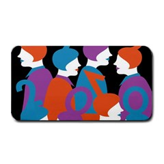 People Medium Bar Mats by AnjaniArt