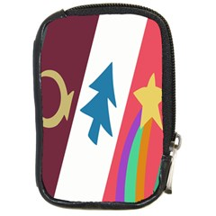 Star Color Compact Camera Cases by AnjaniArt
