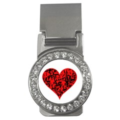 Valentine Hart Money Clips (cz)  by Valentinaart