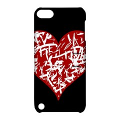 Valentine s Day Design Apple Ipod Touch 5 Hardshell Case With Stand by Valentinaart