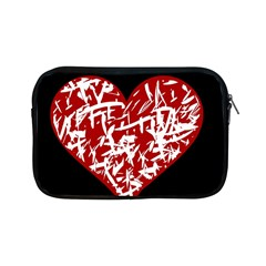 Valentine s Day Design Apple Ipad Mini Zipper Cases by Valentinaart