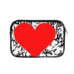 Red Valentine 2 Apple Macbook Pro 15  Zipper Case by Valentinaart