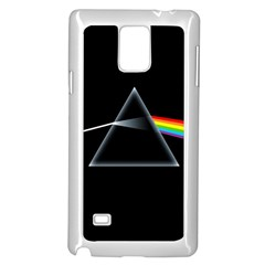 Pink floyd  Samsung Galaxy Note 4 Case (White)