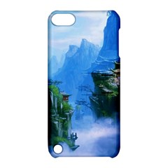 Fantasy Traditional Nature  Apple Ipod Touch 5 Hardshell Case With Stand by Brittlevirginclothing