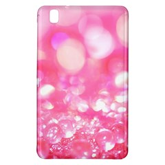 Cute Pink Glamour Diamonds Samsung Galaxy Tab Pro 8 4 Hardshell Case by Brittlevirginclothing