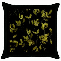 Leggings Throw Pillow Case (black) by dflcprints