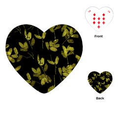 Leggings Playing Cards (heart)  by dflcprints