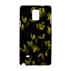 Leggings Samsung Galaxy Note 4 Hardshell Case by dflcprints